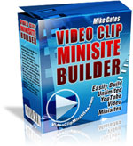 Video Clip Minisite Builder Master Resale Rights